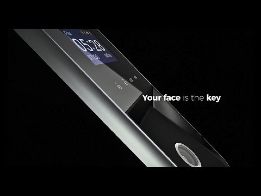 Embedded thumbnail for Jūsų veidas – Jūsų raktas