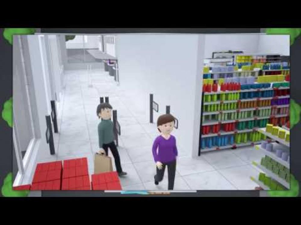 Embedded thumbnail for Kaip padidinti parduotuvės saugumą, našumą ir pelningumą?