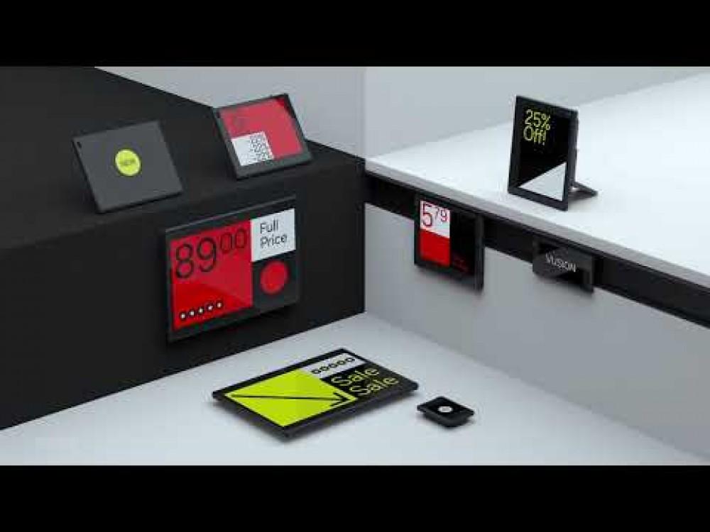 Embedded thumbnail for Elektroninės kainų etiketės – ne tik modernumas, bet ir patogumas