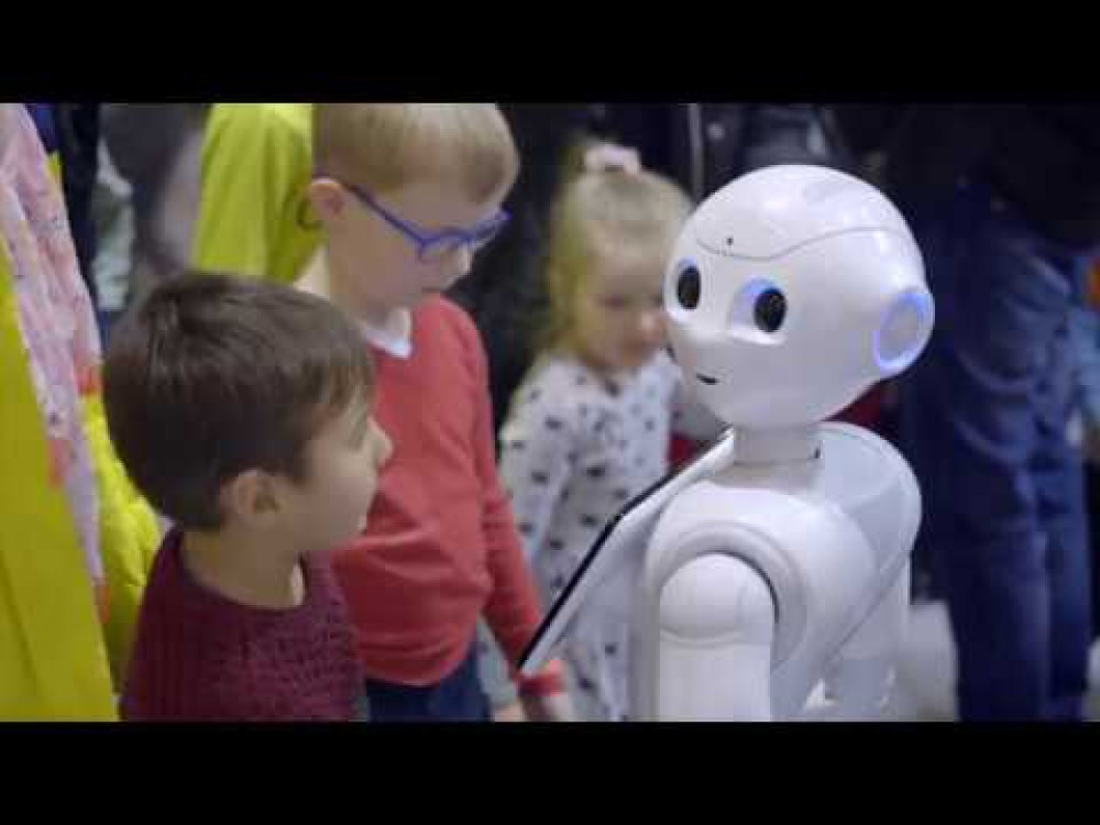"Embedded thumbnail for ""Robotex"" parodos Taline akcentai"