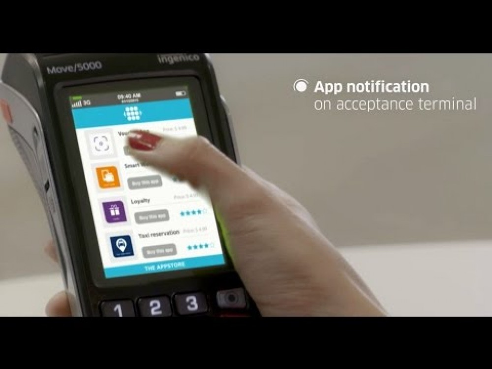Embedded thumbnail for Naujos kartos POS terminalai su liečiamuoju ekranu