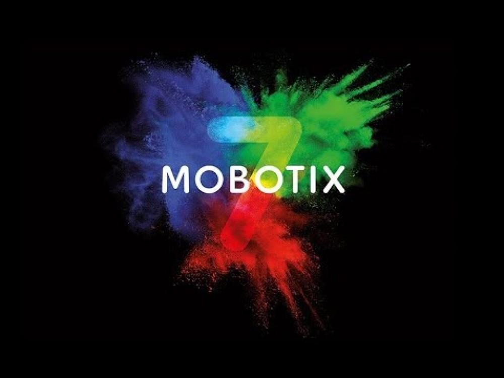 Embedded thumbnail for MOBOTIX 7 – atviros vaizdo sistemos platforma