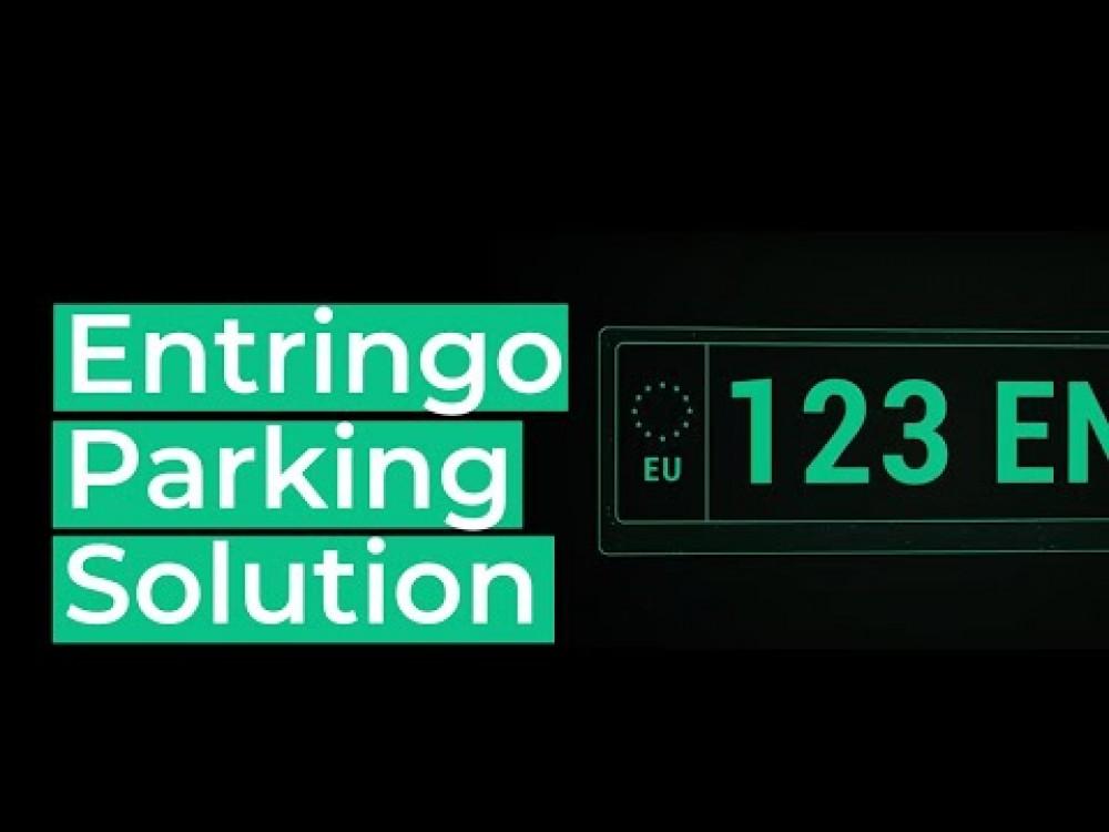 Embedded thumbnail for Entringo – automobilių statymo sistema