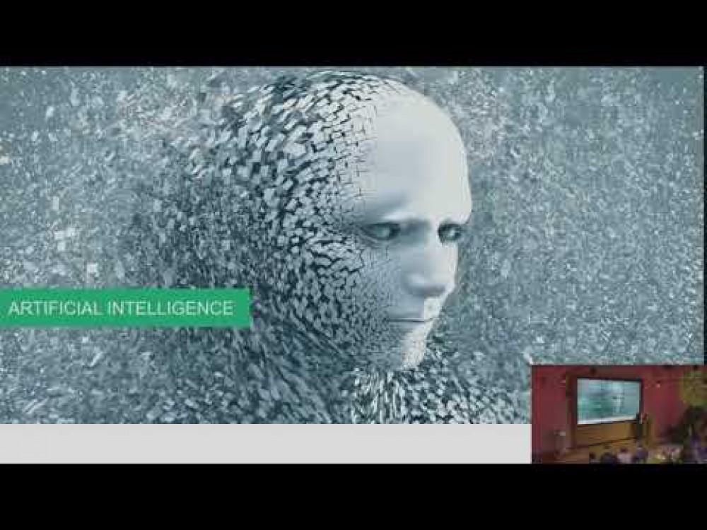 """Embedded thumbnail for Dalinomės įžvalgomis apie robotus mažmeninėje prekyboje """"Retail Innovations 2018"""" konferencijoje"""