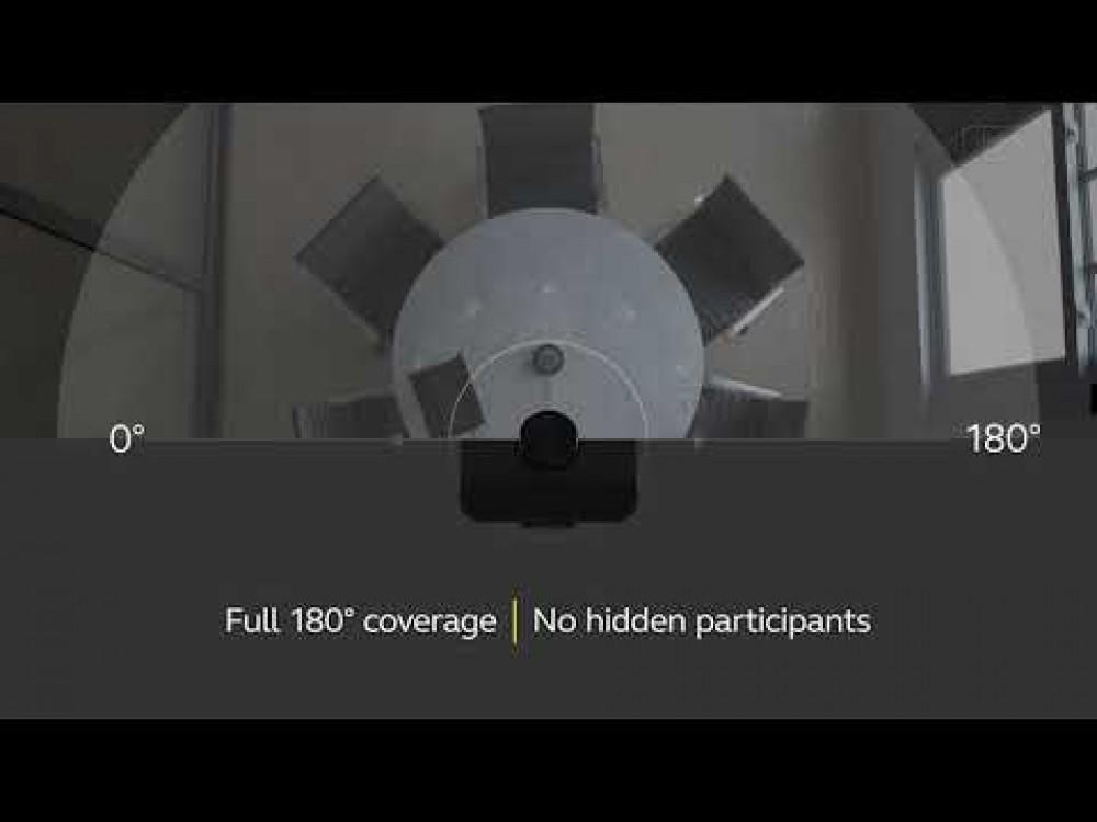Embedded thumbnail for Naujiena: Išmanusis vaizdo konferencijų sprendimas